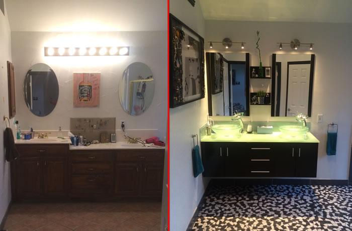 Brennan ContractingPortfolioBathroom RemodelFlower Mound - Bathroom remodel flower mound tx